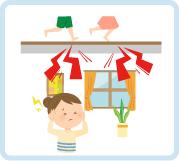 集合住宅での騒音について